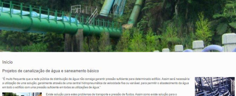 Projectos de Água