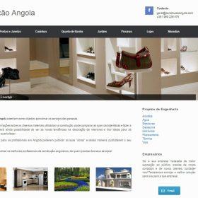 Construção Angola