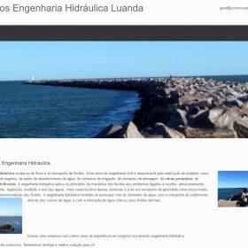Projectos de Engenharia Hidráulica