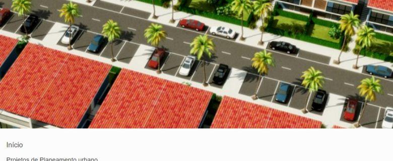 Projectos de Planeamento Urbanístico