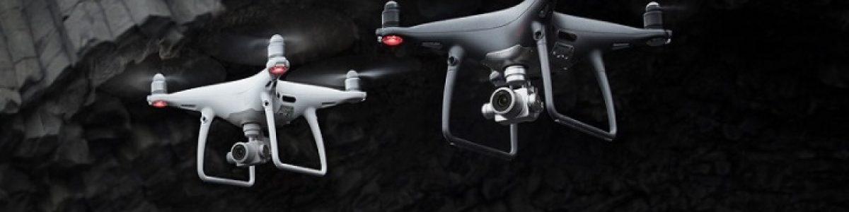 DJI marca evento para lançamento de um novo drone