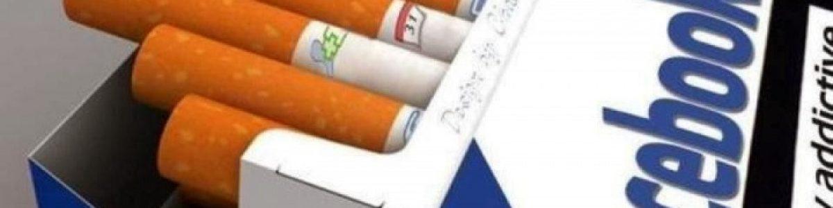 Facebook: Venda de tabaco lesa Estado em 13 milhões de euros