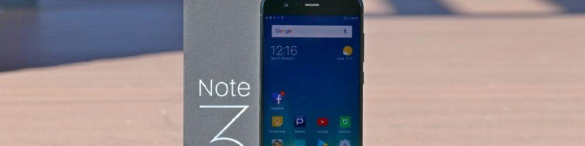 Análise: Xiaomi Mi Note 3 – como o Mi 6, mas maior