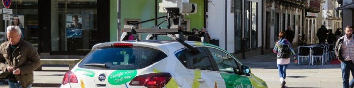 Google inicia atualização de imagens do Street View em Portugal