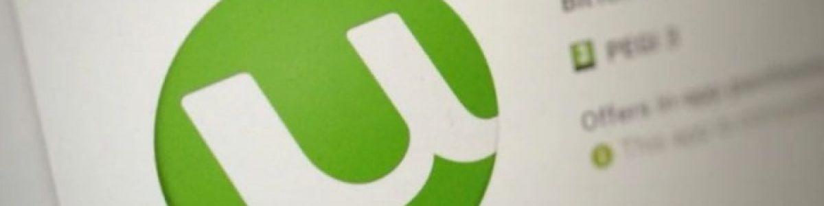 uTorrent marcado como malware pelo Windows Defender e outros