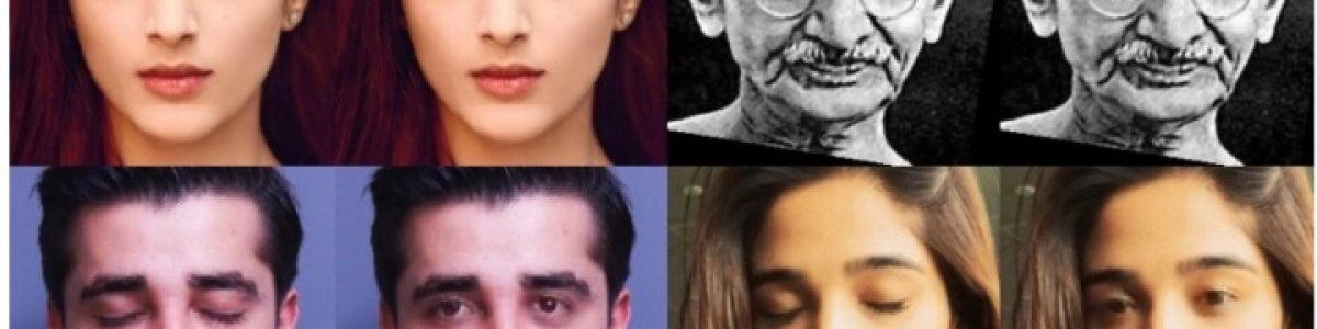 Acabaram-se as fotos publicadas no Facebook com os olhos fechados