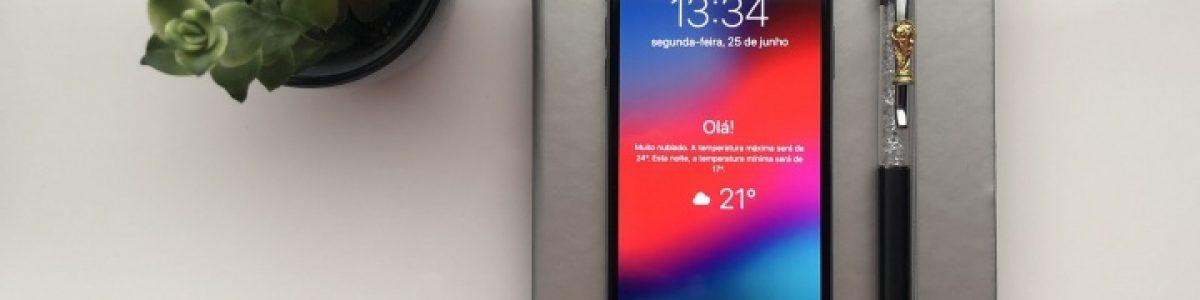 Como ter a meteorologia no ecrã de bloqueio do iPhone com iOS 12