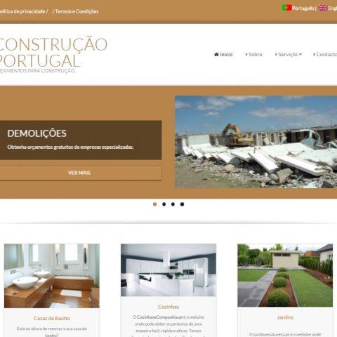 Construção Portugal
