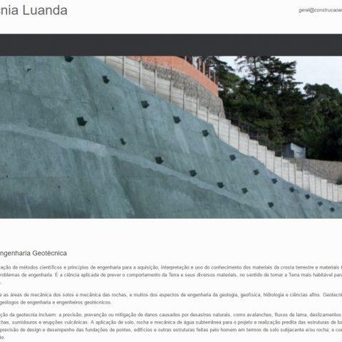Projectos de Geotecnia