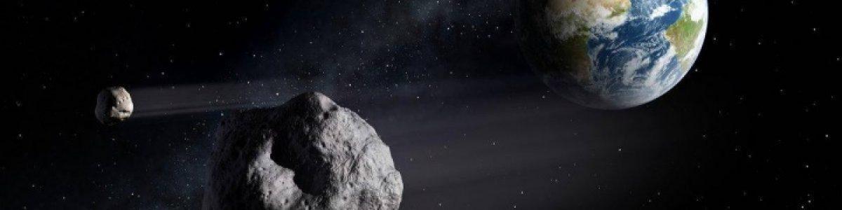 """Três asteroides gigantes vão passar """"perto"""" da Terra este sábado"""