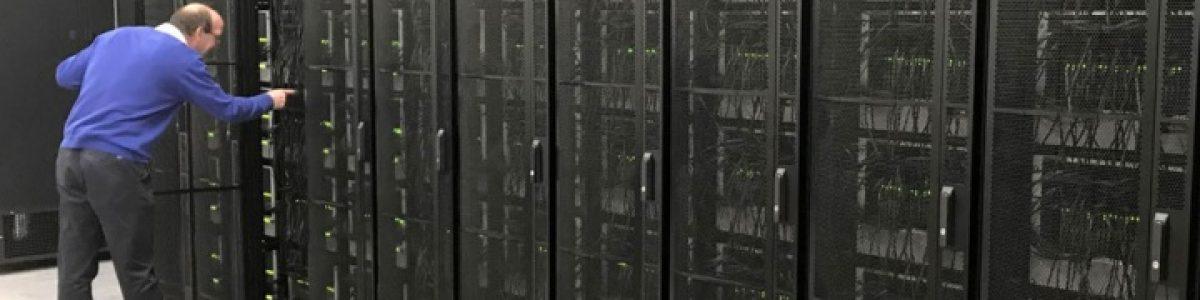 O Supercomputador que imita o cérebro humano já está em funcionamento