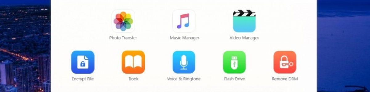 WinX MediaTrans – a melhor alternativa ao iTunes para gerir o seu iPhone ou iPad