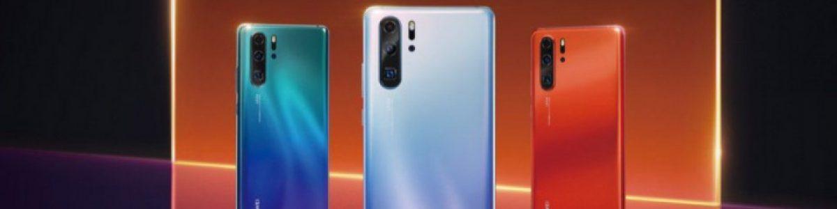 Huawei P30 Pro: as novas imagens antes da apresentação oficial