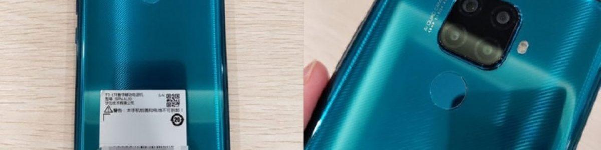 Huawei Mate 30 Lite já circula na internet em várias imagens reais!