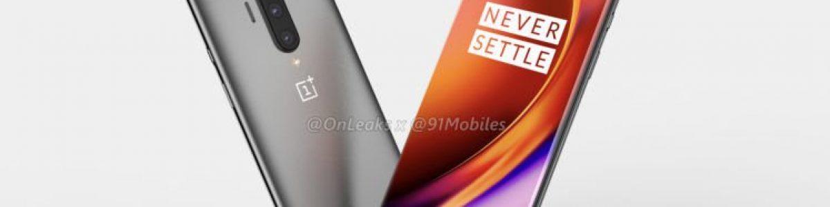 OnePlus 8 Pro deverá ter um ecrã de 120Hz e quatro câmara traseiras