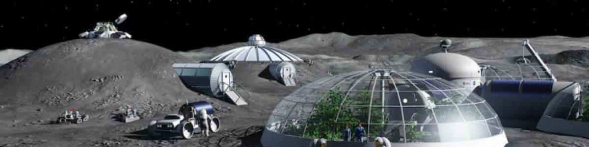 Cientistas da ESA criam método para extrair oxigénio do pó da Lua