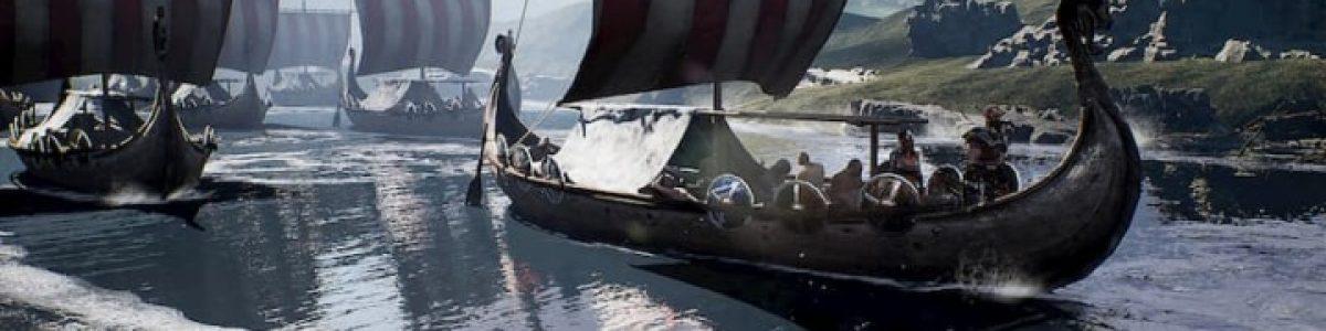Viking City Builder, o florescimento dos Vikings
