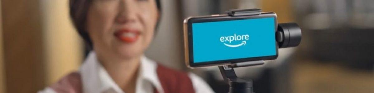 Amazon Explore: viaje, faça compras e tenham aulas pelo mundo… mas de forma virtual