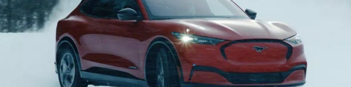 "Ford Mustang Mach-E 2021 atinge a figura mágica ""300"""