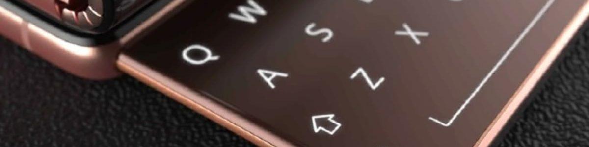 Samsung desafia o mercado com os seus conceitos para os próximos smartphones