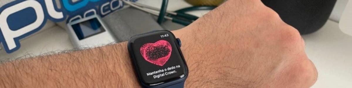 Futuro Apple Watch poderá medir continuamente a pressão arterial