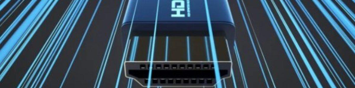 HDMI 2.1 irá proporcionar jogos mais rápidos e até 8K para a sua TV