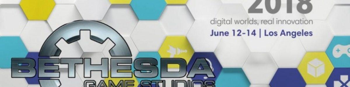 E3: E agora é a vez da Bethesda