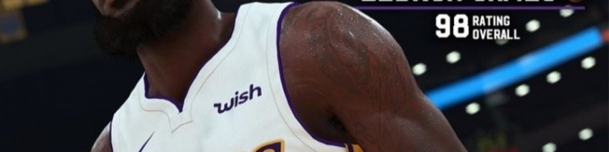 Todo o esplendor da NBA prestes a regressar com NBA 2K19