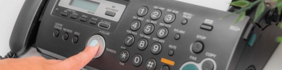 Cuidado, o fax será a porta de entrada para o próximo ataque ao seu computador