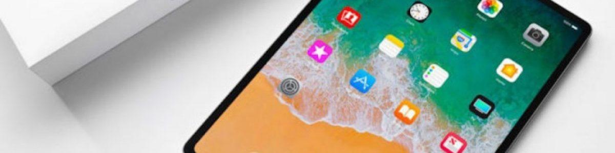 Apple: Novo iPad Pro com Face ID deverá ser apresentado em outubro