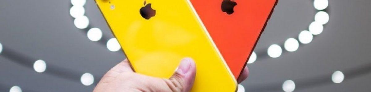 O iPhone Xr veio para destruir a concorrência Android em 2018?