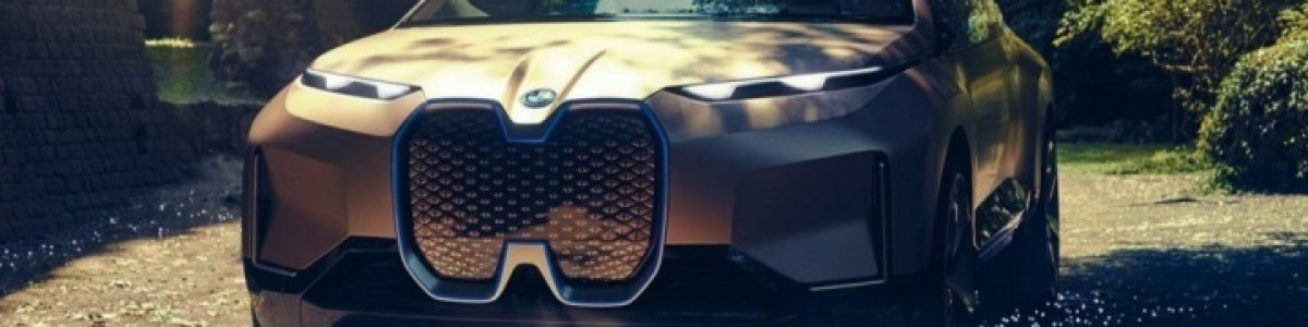 Design do BMW Vision iNext Concept aparece na web antes da sua apresentação oficial