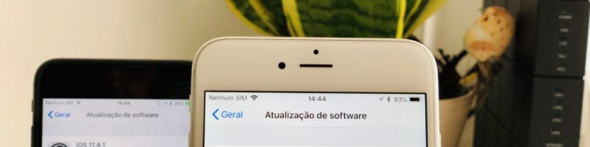 iOS 12 instalado apenas em 10% dos dispositivos após 48 horas…