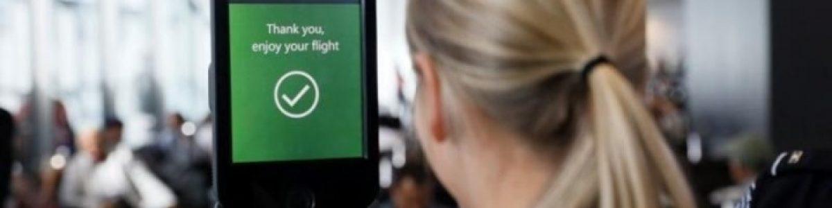 Já há aeroportos com reconhecimento facial. Esqueça o cartão de embarque!