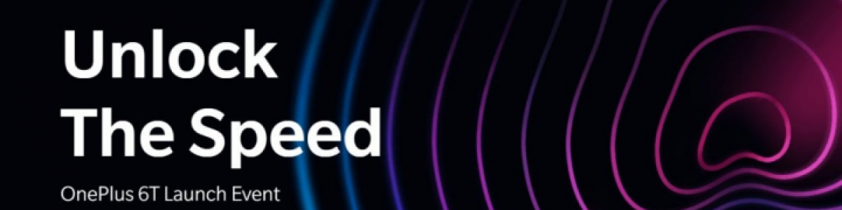 Lançamento do Oneplus 6T antecipado por causa do novo evento da Apple