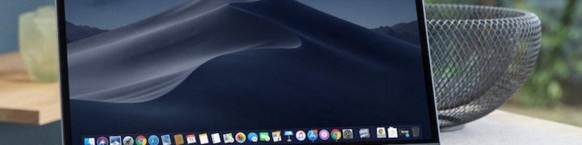 macOS Mojave: 6 novas funcionalidades que deve mesmo conhecer