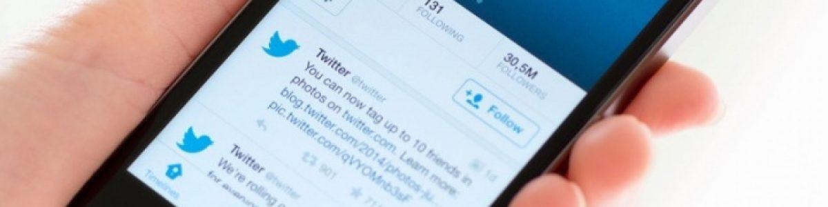 Irá o Twitter terminar com o botão de gosto nas publicações?