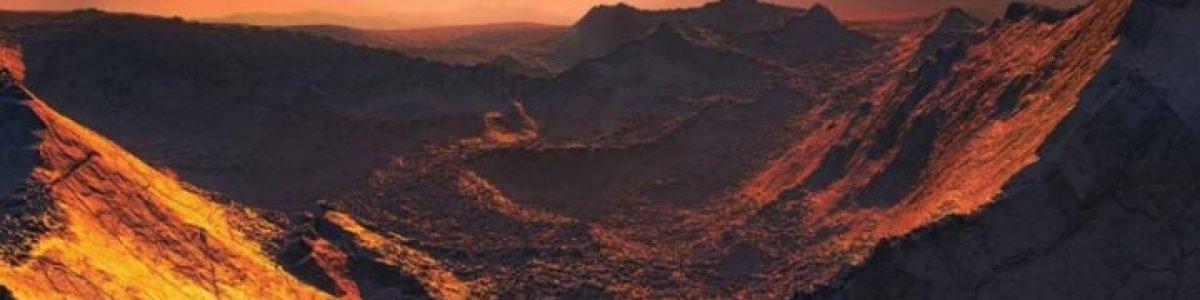 Há uma Super-Terra a orbitar a Estrela de Barnard