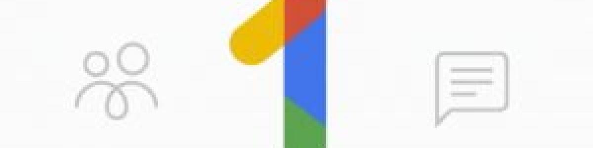 """O Google One já está disponível em Portugal: o """"rebrand"""" do Google Drive"""