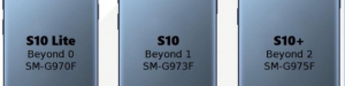 Samsung Galaxy S10 deverá ser apresentado no dia 20 de fevereiro